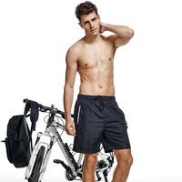 运动短裤男潮休闲裤男士大码透气中裤健身五分裤夏季网球裤子夏天