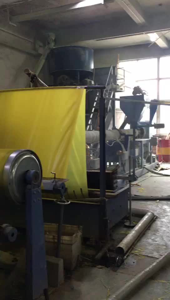 Plastic Extrusion Machine and Stretching Machine for PP Yarn/Woven Fabric