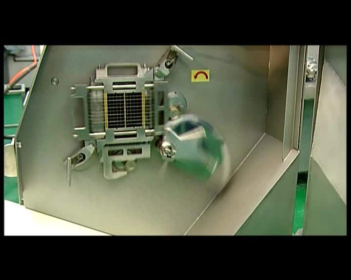 automatic chicken meat cuber cutting machine