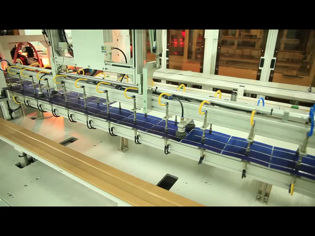 Ooitech Turnkey Solution 10MW 20MW Solar Module Solar Panel Production line India Egypt Africa