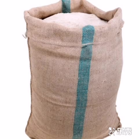 China supplier jute drawstring tote bag/sack for 100KG