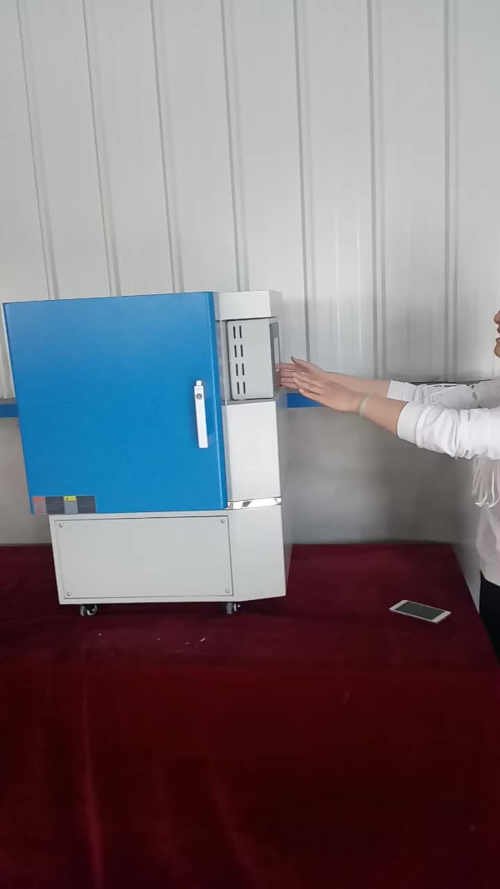 China Best Ce Dental Sintering Ceramic Lab Oven Up To