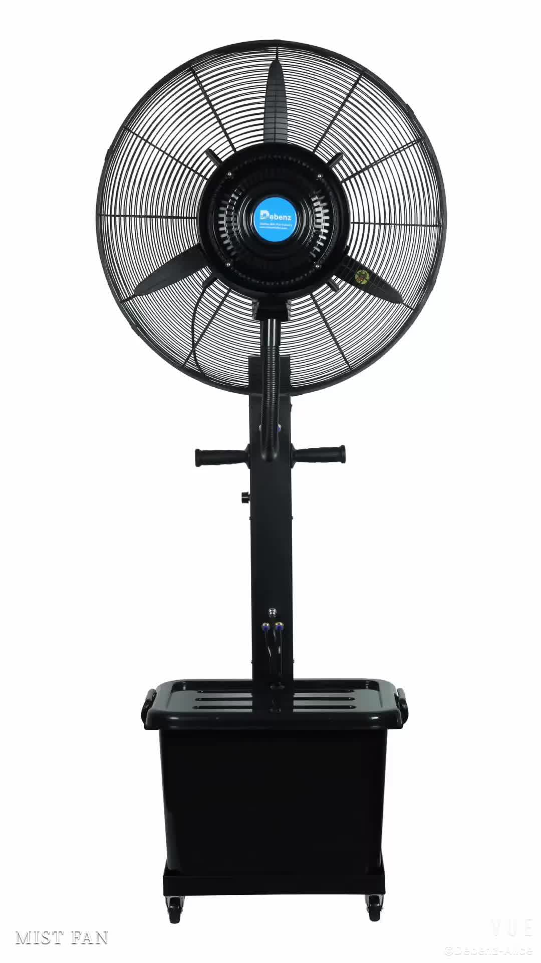 Cool Water Misting Fans : Debenz water spray cooling fan mist buy cool