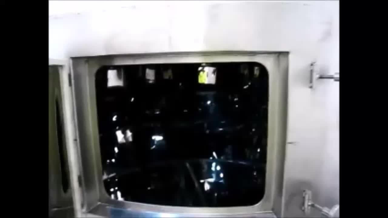 LPG Model Centrifugal Atomizer Type Industrial Food Spray Dryer