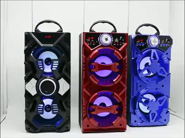 Amazon new style 15 inch waterproof Audio Player home theater system dj bass speaker
