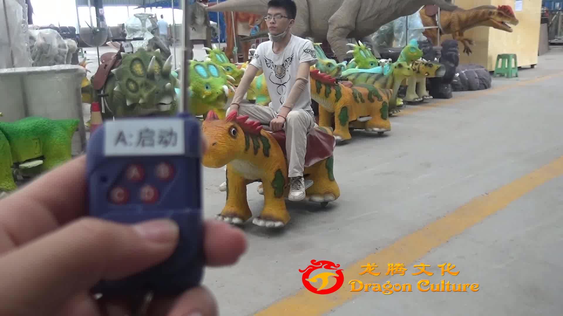 De los dinosaurios paseos para niños diversiones paseos para venta