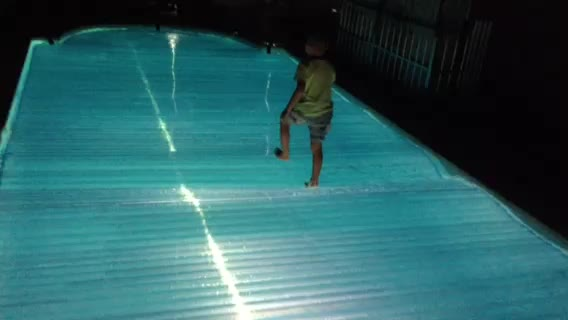 Diy Easy Installation Swimming Pool Covers With 12v 24v