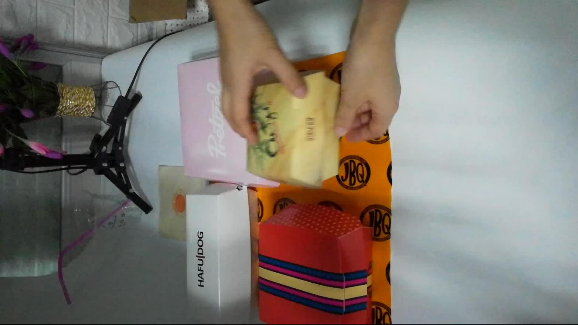 full printing custom design burger box
