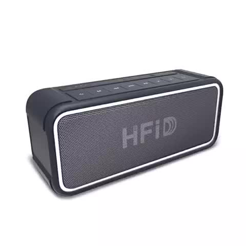shenzhen hi-fid electronics 25w waterproof floating bluetooth speaker nfc