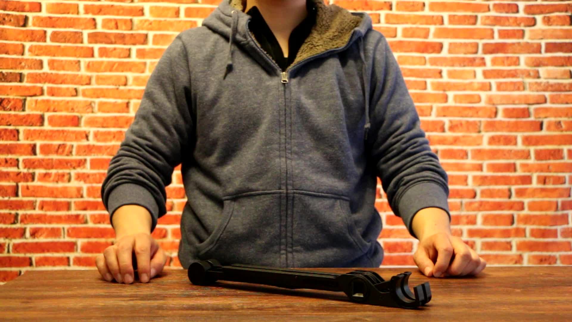 14'' portable laptop stand carbon fiber laptop stand foldable adjustable laptop support wholesale
