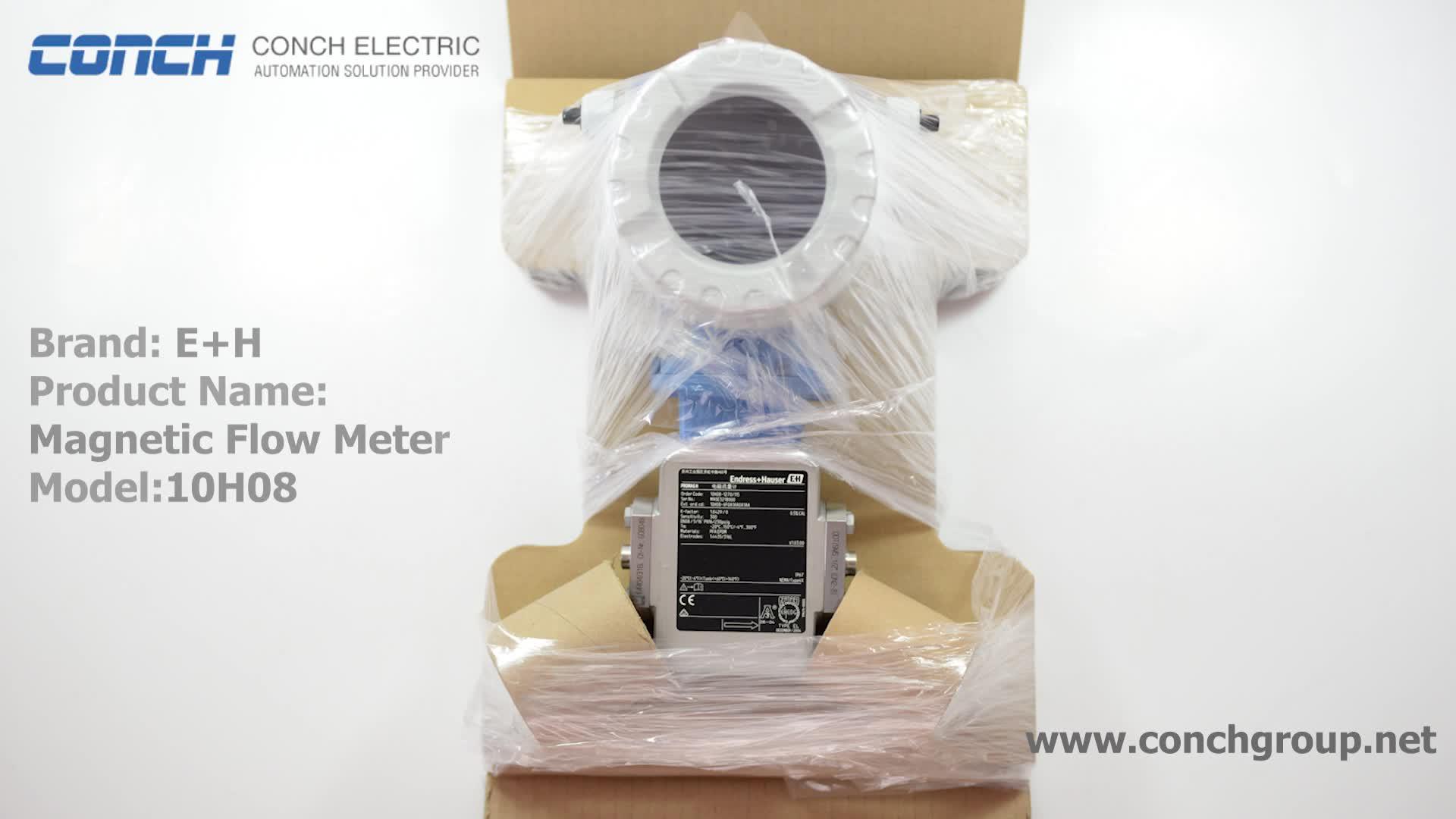 E + H Proline Promass P 100 Coriolis flow meter