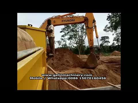Hohe qualität 25mm dicke alluviale gold rush matte und gold rush teppich