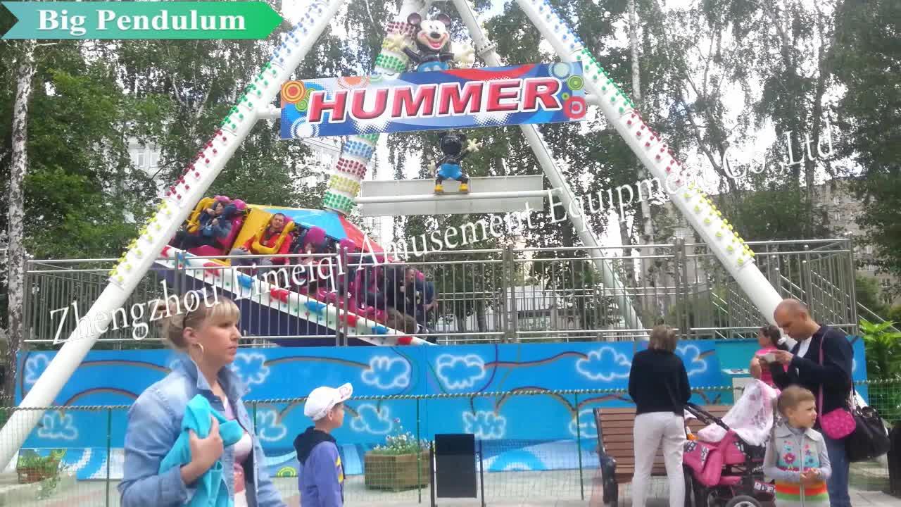 Amusement park games Philippines big pendulum amusement machine manufacturer