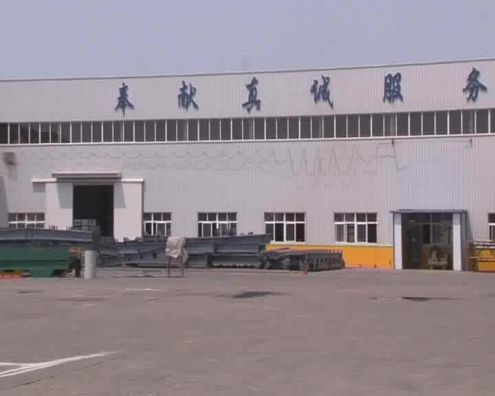 Faible Coût Préfabriqué Chine Préfabriqué Prix Pas Cher Lumière Structure En Acier Cadre Atelier De Construction