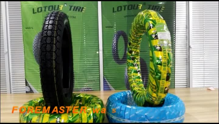 china motorcycle tire and tube with 3.25-16 2.75-19