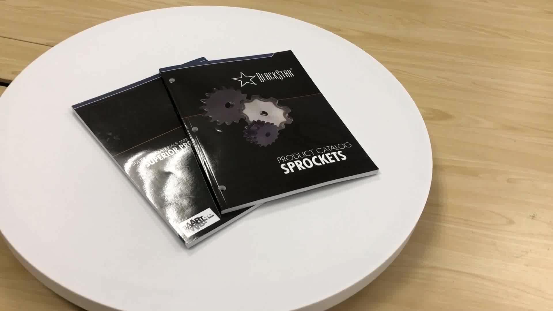 บริษัทจีนราคาถูกoffsetคุณภาพสูงพิมพ์นิตยสาร