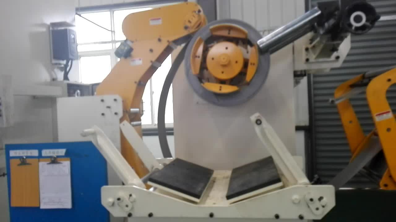 アンコイラーストレートフィーダー 3 1 アルミ機械金属切断機で良好な価格