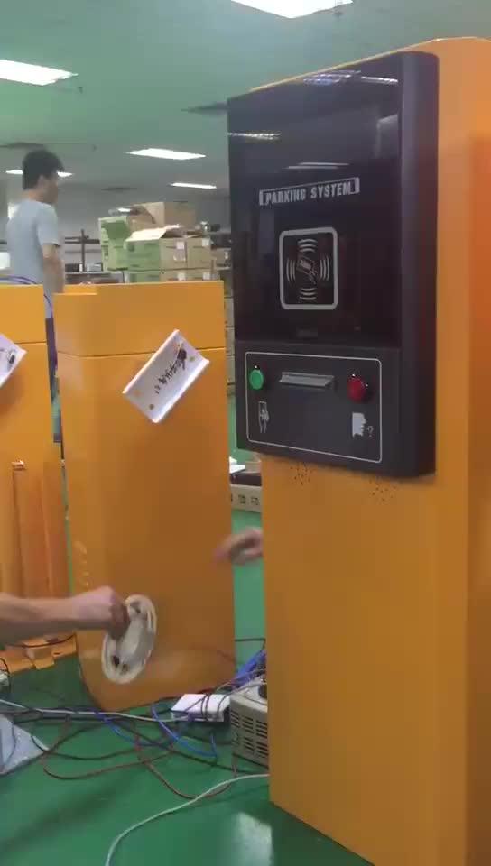 Tự động thông minh rfid card vé thiết bị phân phối máy ô tô xe hệ thống quản lý