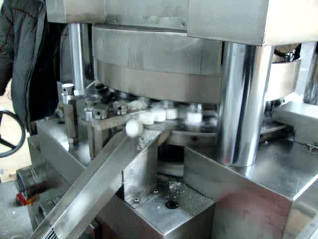 tablet pressing machine