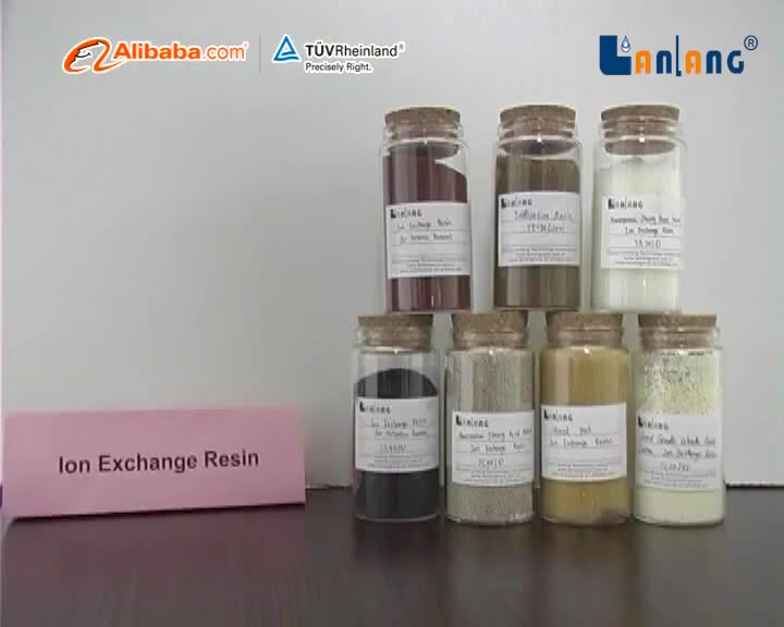 TA306D arsenic removal ion exchange resin