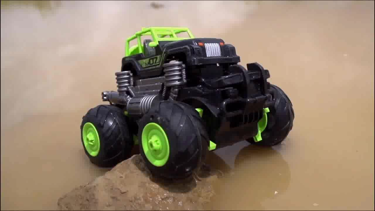 Wholesale Export 4 Channel Remote Controlled Waterproof Electric Toy Car