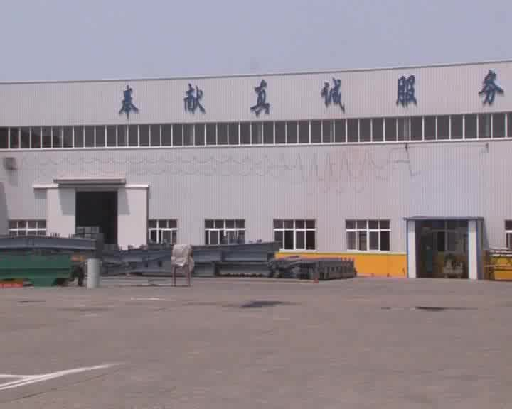 China Made Low Cost Modern Prefabricated Steel Structure Warehouse