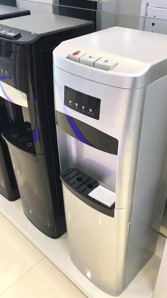 Jewin wholesale electric hot&cold water dispenser price China with compressor cooling