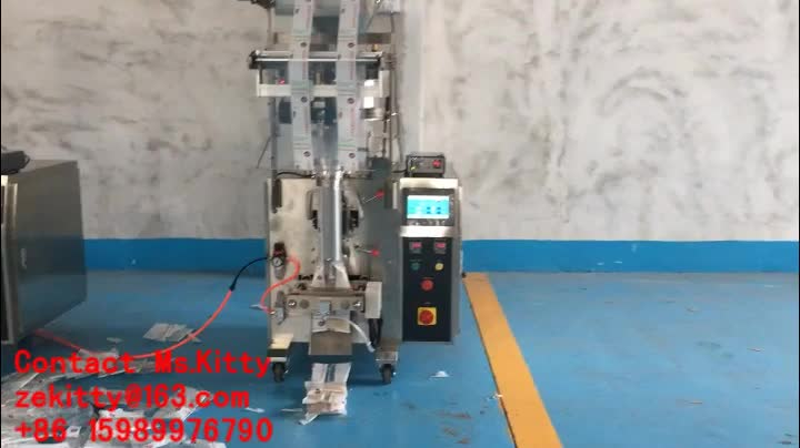 Factory price groundnut packaging machinery