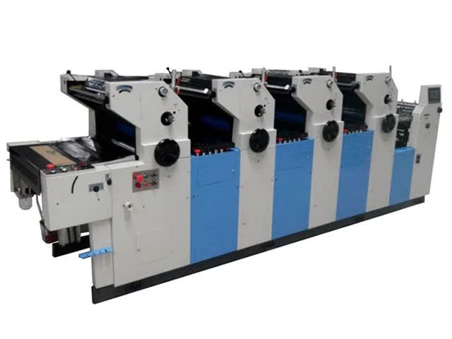 Digitale 4 kleur offset printer goedkope computer directe web krant a3 a4 size mini vier 4 kleur offsetpers prijs