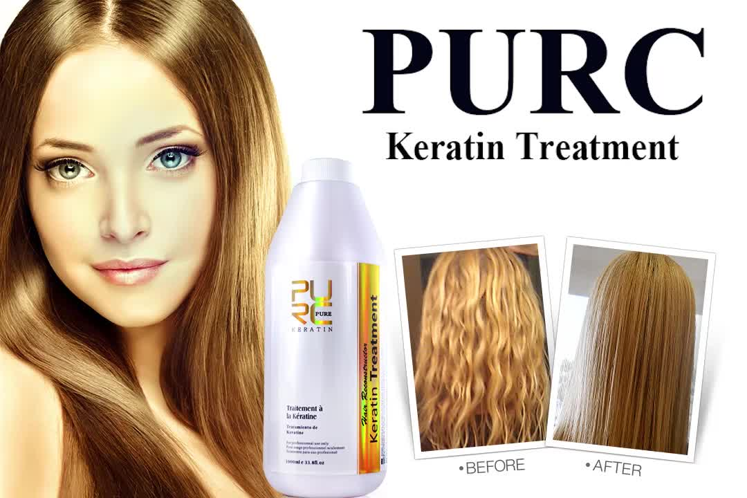 PURC magic hair mask 5 seconds soft and smooth hair China factory wholesale
