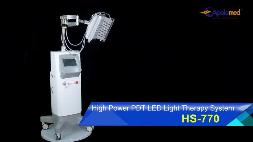 Professional LED PDT bio-light therapy machine