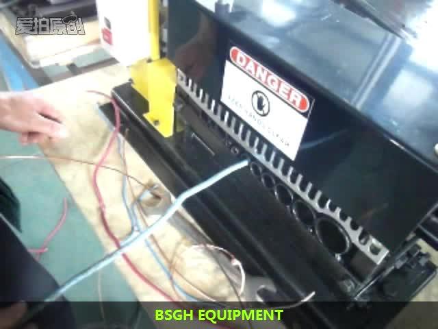 Kualitas Tinggi Otomatis Scrap Tembaga Kawat Stripping Listrik Kabel Cutting Mesin Daur Ulang