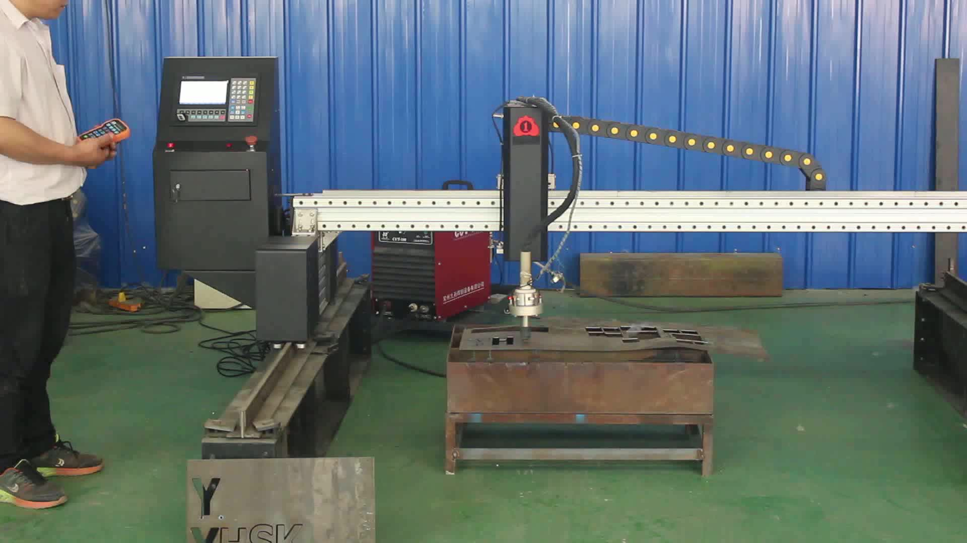 Chất Lượng cao CNC Máy Cắt Plasma, Plasma Máy Cắt Kim Loại