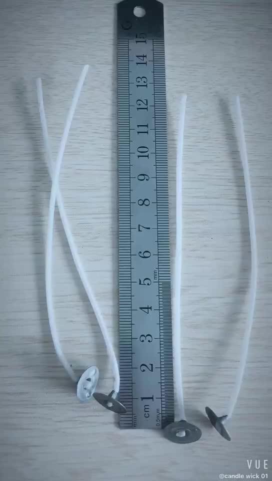 ขายส่งราคาถูก 15 เซนติเมตรเทียน wick wick สำหรับเทียน