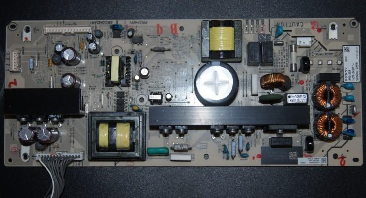 原图索尼KLV-40BX400电影板APS-2541-731原装钢铁图纸侠反应堆方舟电源图片