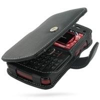 钻石店◆PDair 摩托罗拉 Motorola Q9m/Q9c皮套 黑色横版包邮 价格:198.00