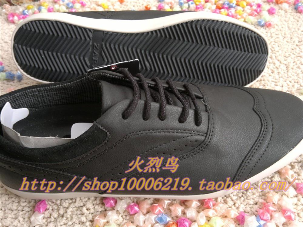 Демисезонные ботинки Pull Z*ra/*andbear Для отдыха Круглый носок Шнурок