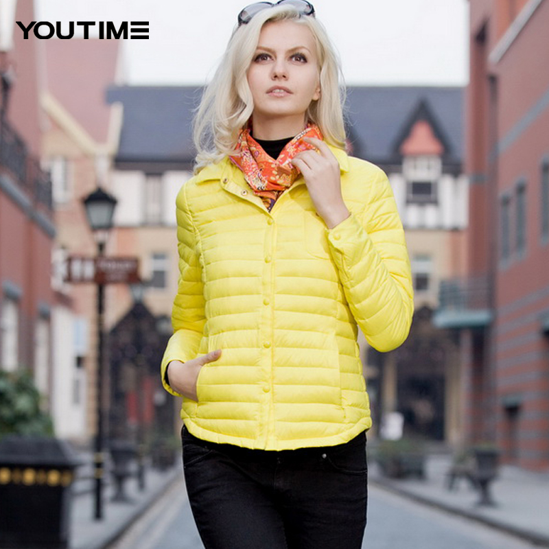 Женский пуховик You time w2001 Winter Down Jacket Coat