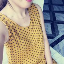 夏天棉绸睡裙女士少女无袖背心绵绸薄睡衣连衣裙人造棉短裙家居服