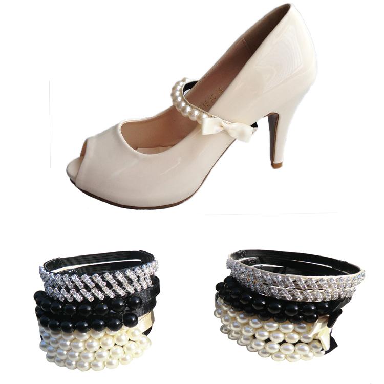 Как сделать ремешки для обуви