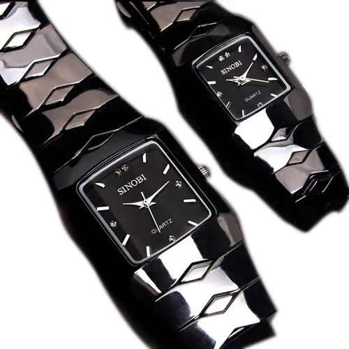 Часы Sinobi Кварцевые часы Пара стол Китай 2012