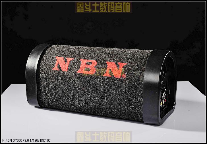 Сабвуфер автомобильный NBN  NA-428APR