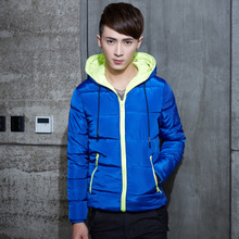 Fashion man's cotton coat
