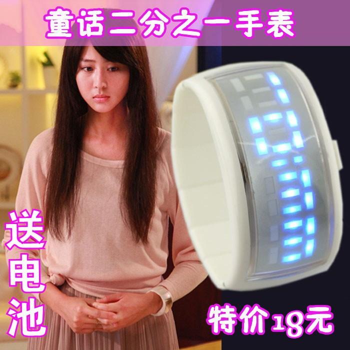 Часы Led Siman Электронные Нейтральная форма