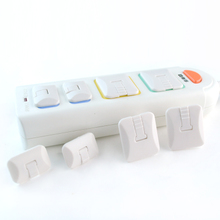 Baby bump of pig necessary a new generation of child safety protection cover socket sets To prevent the baby get an electric shock