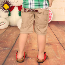 Cool boy pants Korean children's pants, casual pants, children's clothing boy personality, gifted musicians, casual pants cotton 20417