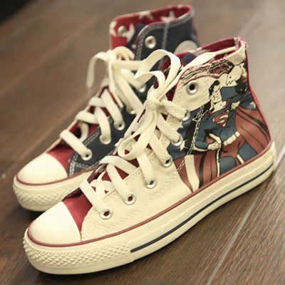 匡威女帆布鞋