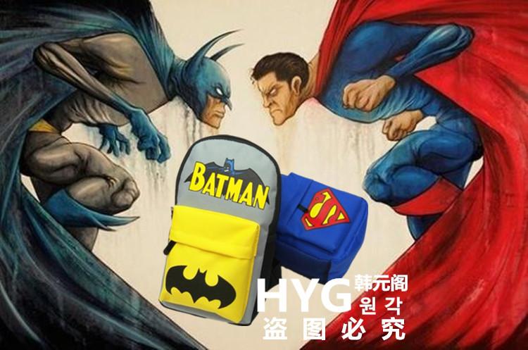 儿童男童包卡通斜跨包胸包 斜挎包单肩包男童蜘蛛侠超人休闲小包