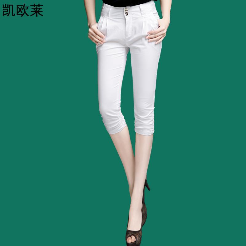 2019特价女裤款式图片一览