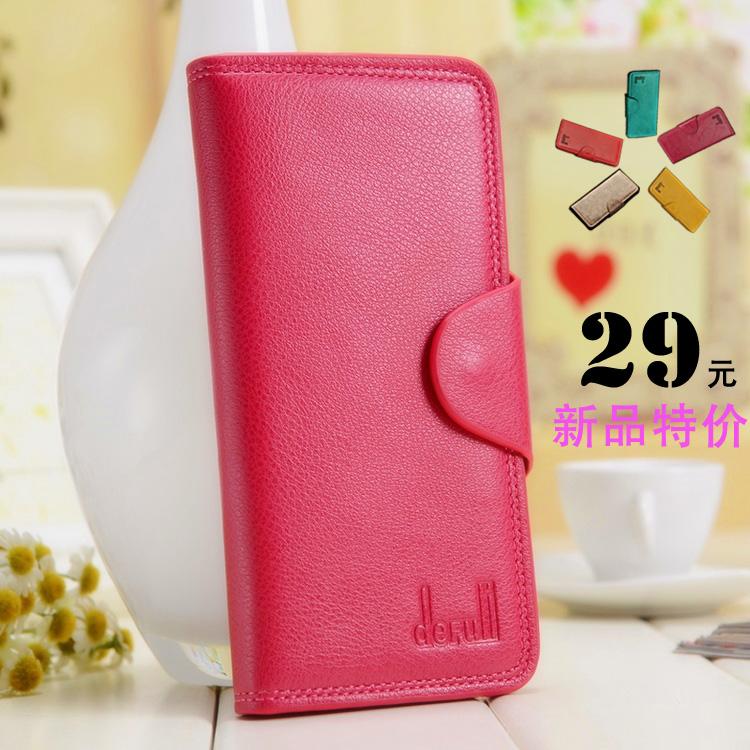 Бумажник Deful q0002 2013 Длинный бумажник Девушки Кожа быка